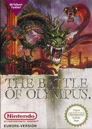 The Battle of Olympus (NES)