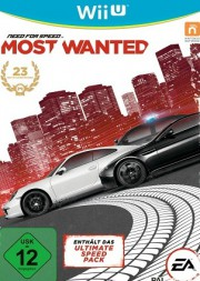 Need for Speed: Most Wanted (Nintendo Wii U)