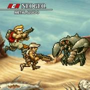 ACA NeoGeo: Metal Slug 3 (Switch eShop)
