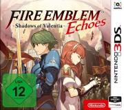 Fire Emblem: Echoes - Shadows of Valentia (Nintendo 3DS)