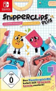 Snipperclips Plus: Zusammen schneidet man am besten ab! (Nintendo Switch)
