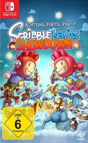 Scribblenauts: Showdown (Nintendo Switch)