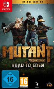 Mutant Year Zero: Road to Eden - Deluxe Edition (Nintendo Switch)